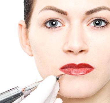 Permanent Make Up - Lippe