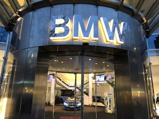 Long Time Liner - Direkt hinter BMW